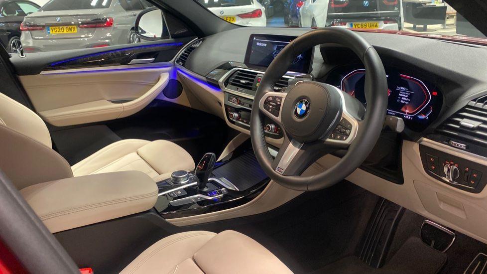 Image 5 - BMW xDrive30d M Sport (PJ20RLZ)