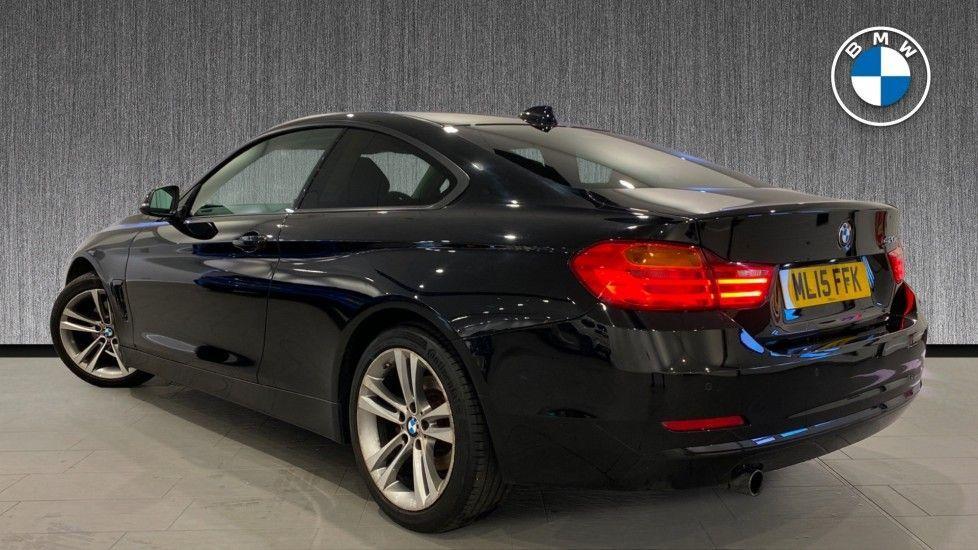 Image 2 - BMW 420d Sport Coupe (ML15FFK)