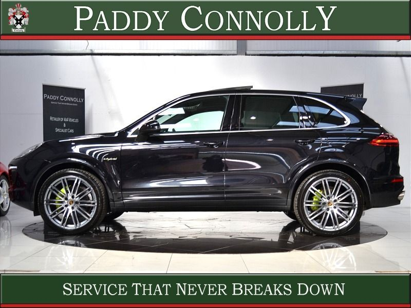 Used Porsche Cayenne *5 Seat N1 Bus.Class* 3.0 S E-HYBRID (2015 (151))