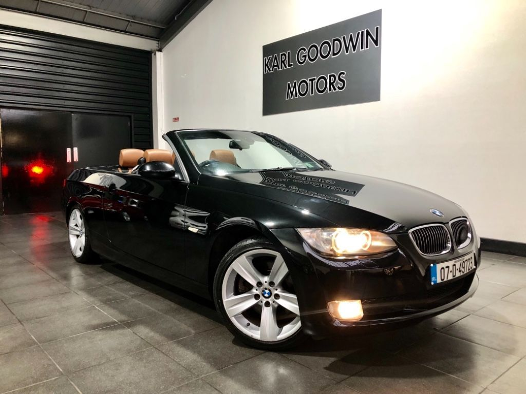 BMW 3 Series 325i E93 CONVERTIBLE  3.0 STRAIGHT 6 AUTO