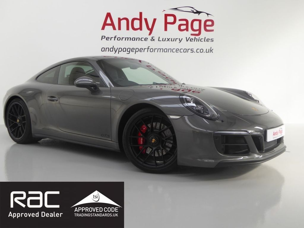 Grey Porsche 911 used cars for sale on Auto Trader UK