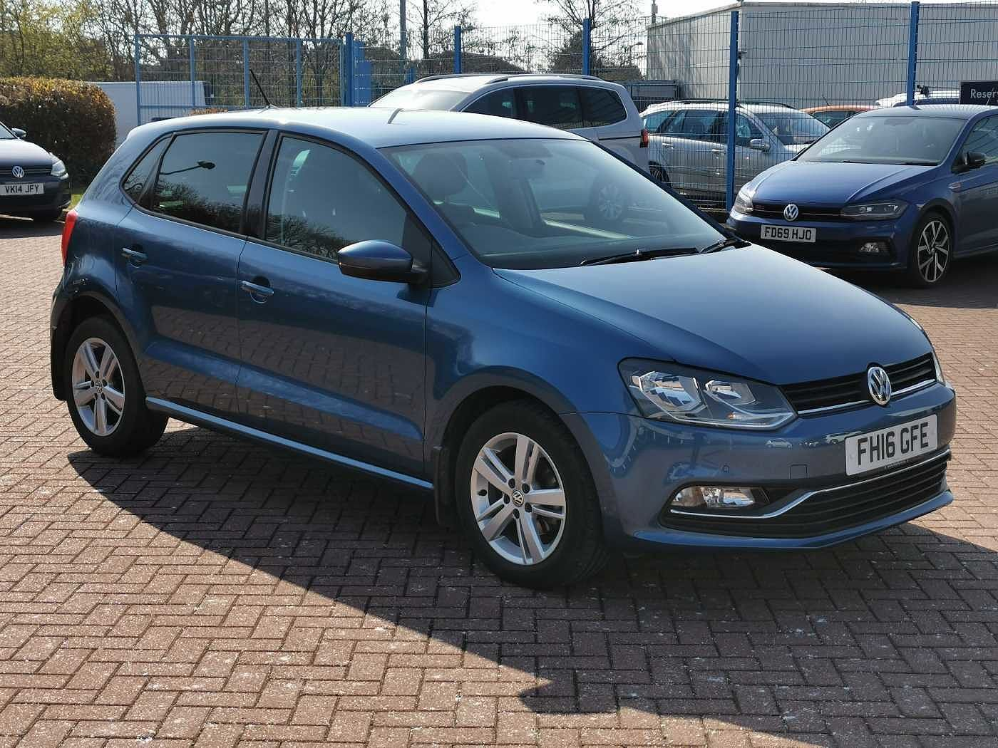 Volkswagen Polo 1.2 TSI BlueMotion Tech Match (s/s) 5dr