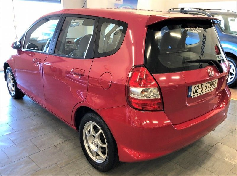 Used Honda Jazz *WAS €4,950 NOW €4,000!! TODAY ONLY* 1.2S 5DR (2008)