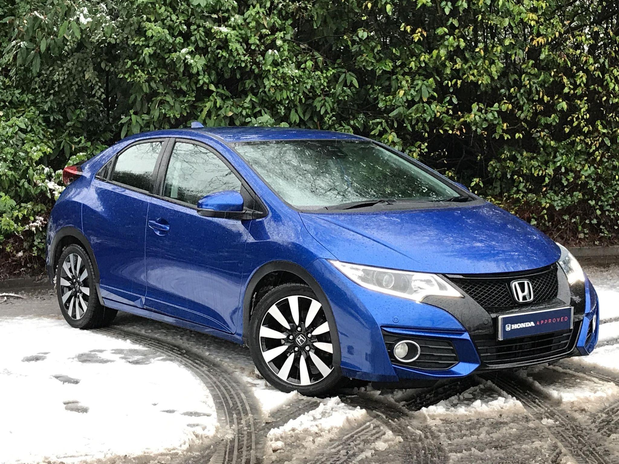 Honda Civic 1.4 i-VTEC SE Plus (Navi) (s/s) 5dr