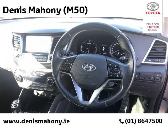 Used Hyundai Tucson EXECUTIVE 5DR (2016 (161))