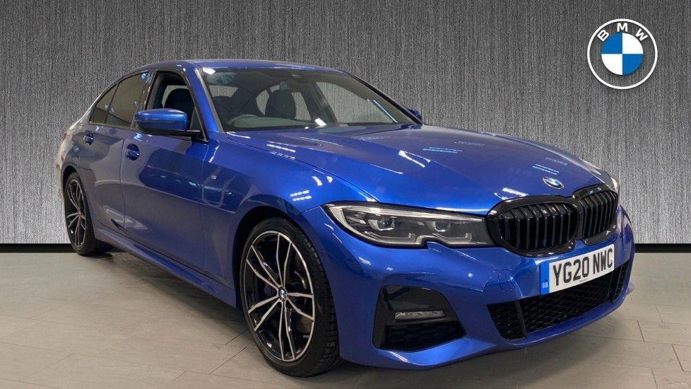 Image 1 - BMW 320i M Sport Saloon (YG20NWC)