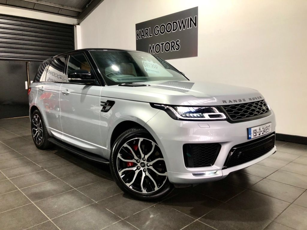 Land Rover Range Rover Sport SALE AGREED