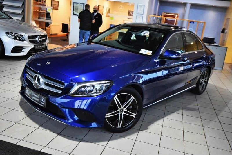 Mercedes-Benz C-Class C220d Sport Premium Plus 9G-Tronic