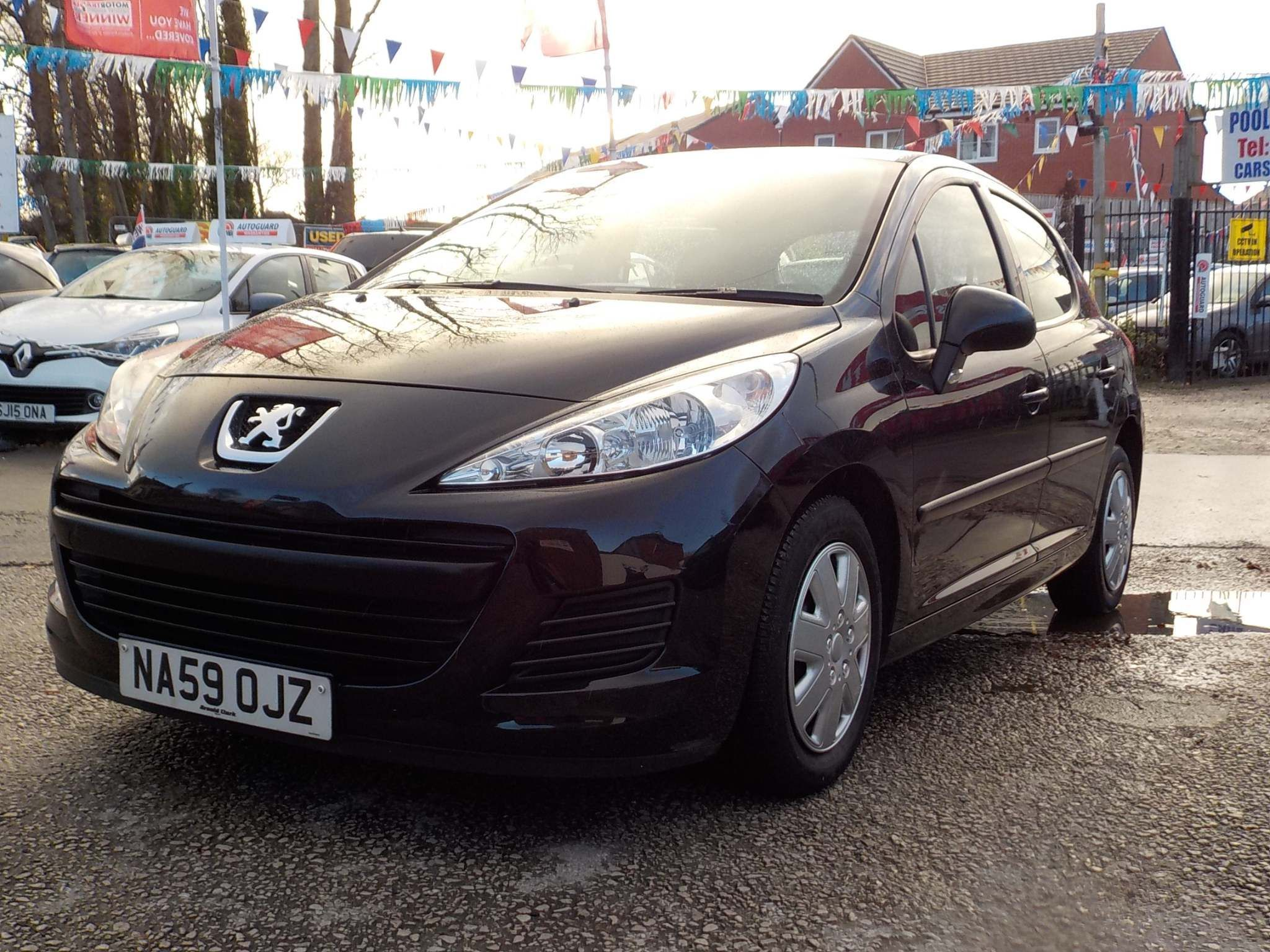 Peugeot 207 1.4 HDi S 5dr (a/c)