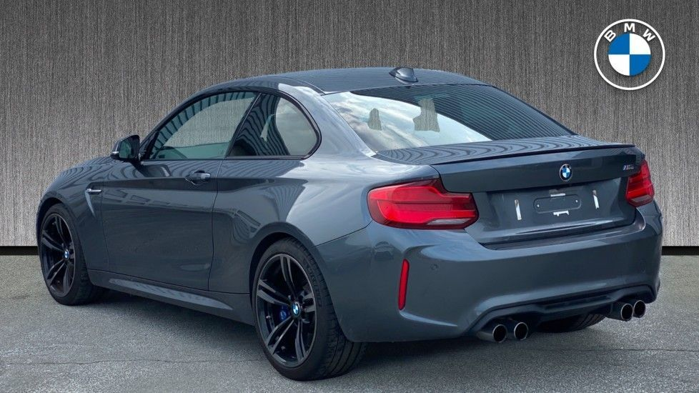 Image 2 - BMW Coupe (PK18AOZ)