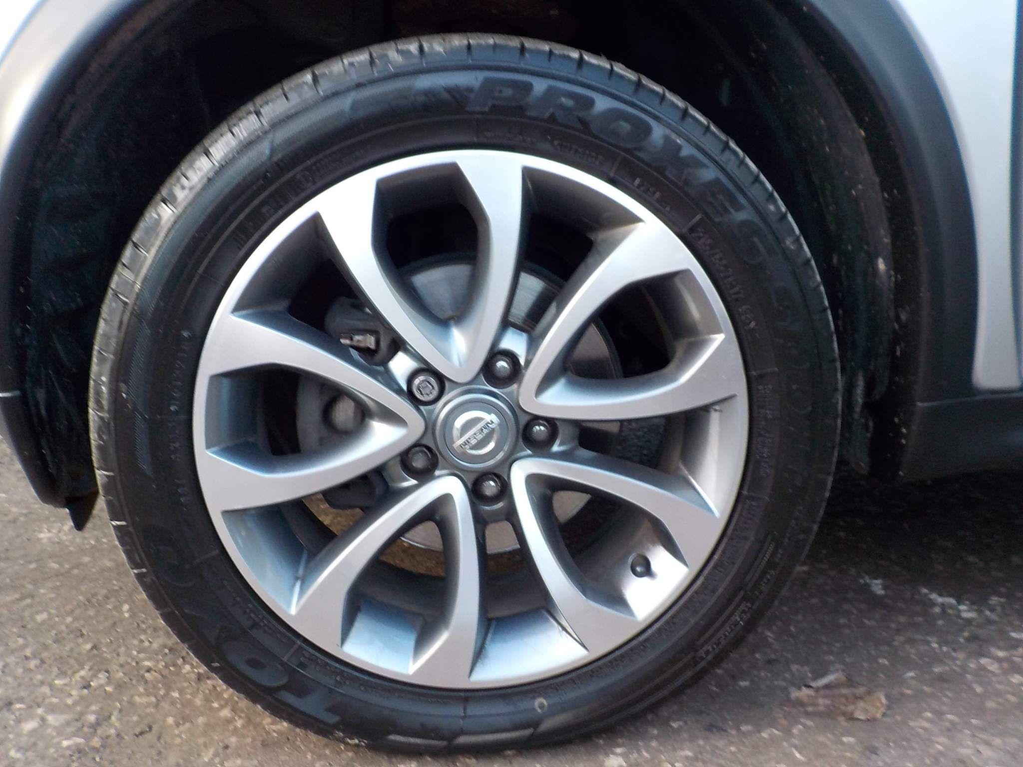Nissan Juke 1.6 16v Tekna 5dr