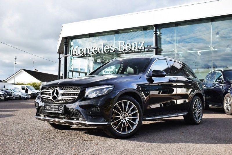 Mercedes-Benz C-Class GLC 250d AMG Line Premium 4Matic