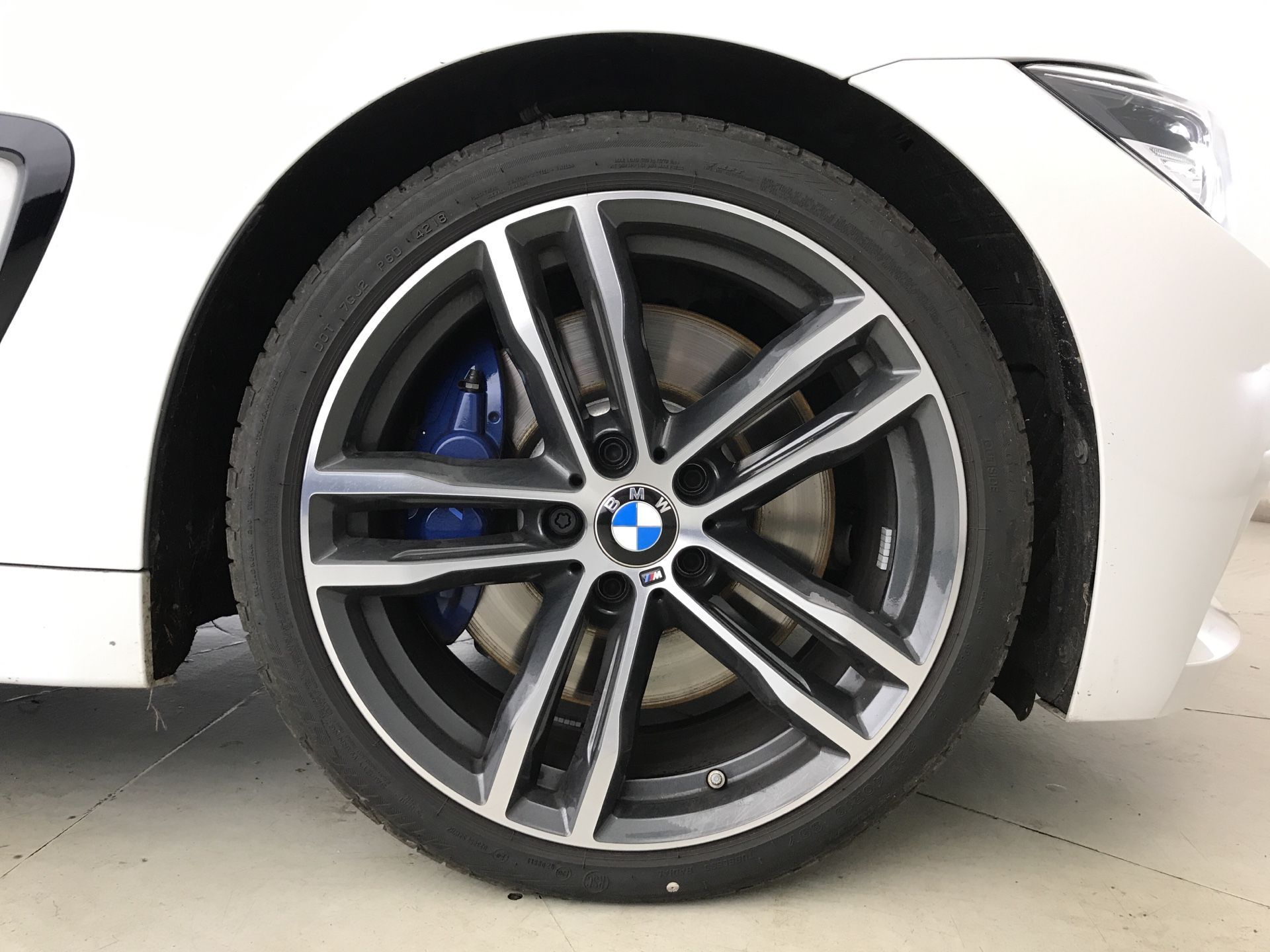 Image 7 - BMW 430d M Sport Coupe (YE19CCD)