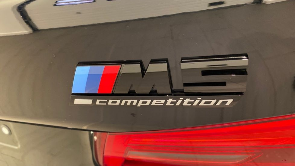Image 20 - BMW BMW  Competition Saloon (VN19AXW)