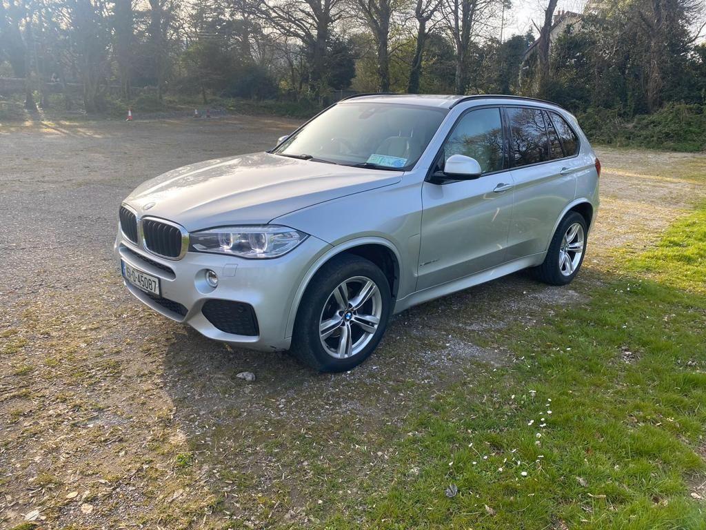 BMW X5 2.0d M Sport SUV 7 Seats