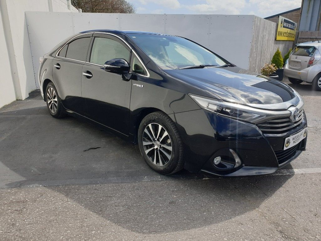 Used Toyota Corolla SAI / HYBRID / HIGH SPEC / TAX €190 (2015 (151))