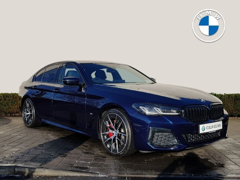 Used BMW 5 Series 520d M Sport Edition LCI (2021 (211))