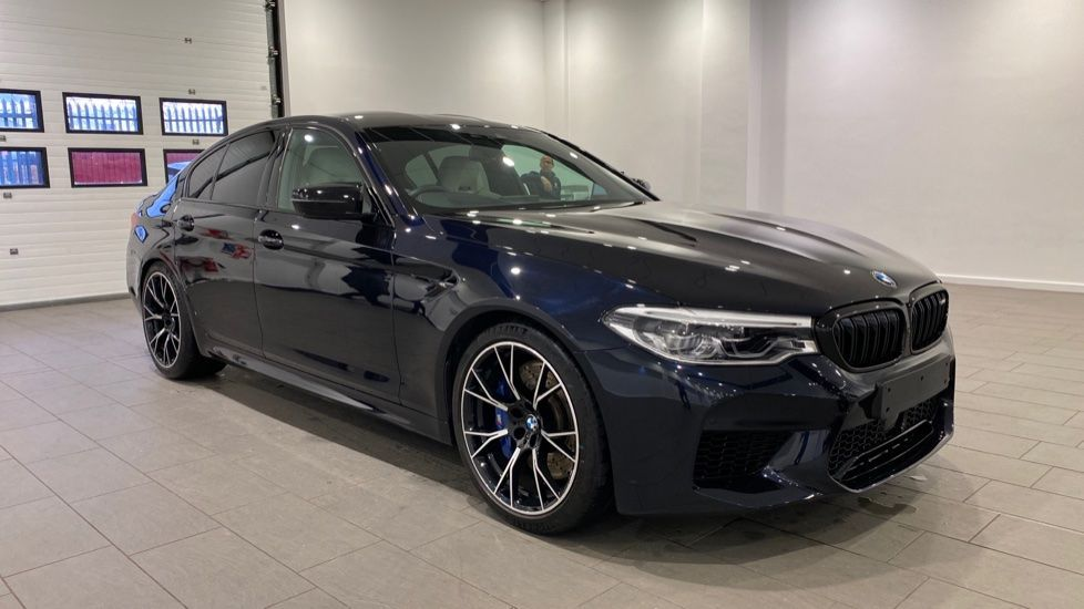 Image 18 - BMW BMW  Competition Saloon (VN19AXW)