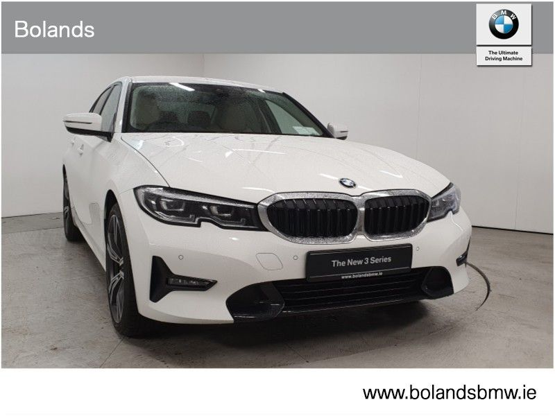 BMW 3 Series 318d Sport Saloon BMW Select From €118 Per Week