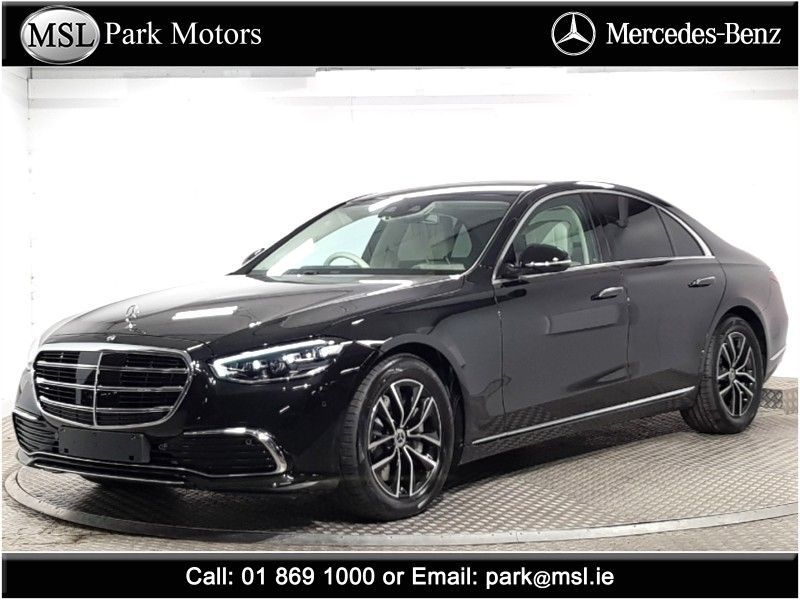 Mercedes-Benz S-Class 350d New Model - One off Specification