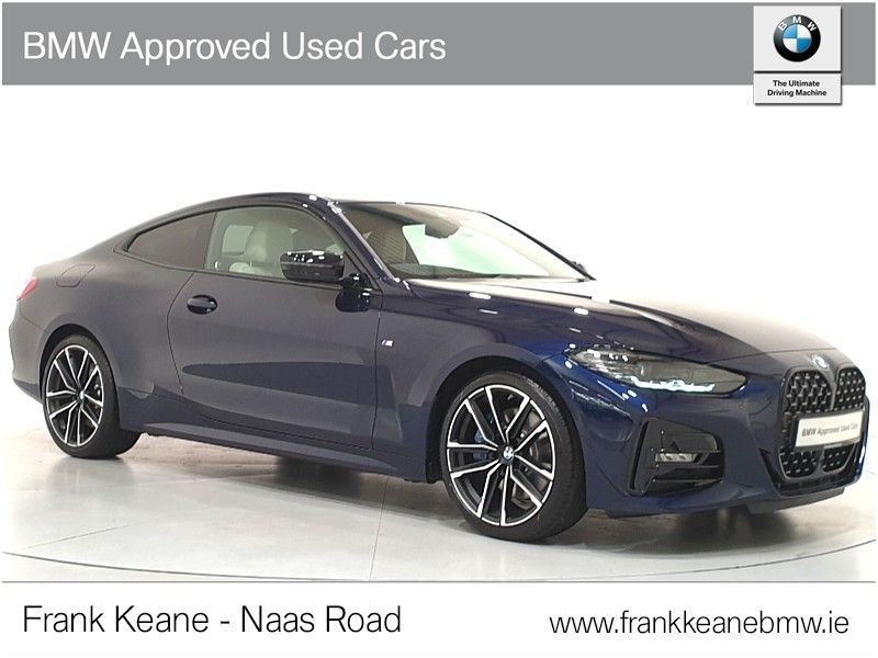 BMW 4 Series G22 420d M Sport Pro Edition Coupe B47,Technology Pack