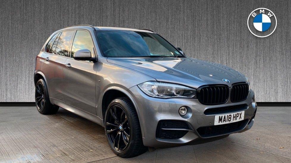 Image 1 - BMW M50d (MA18HPX)
