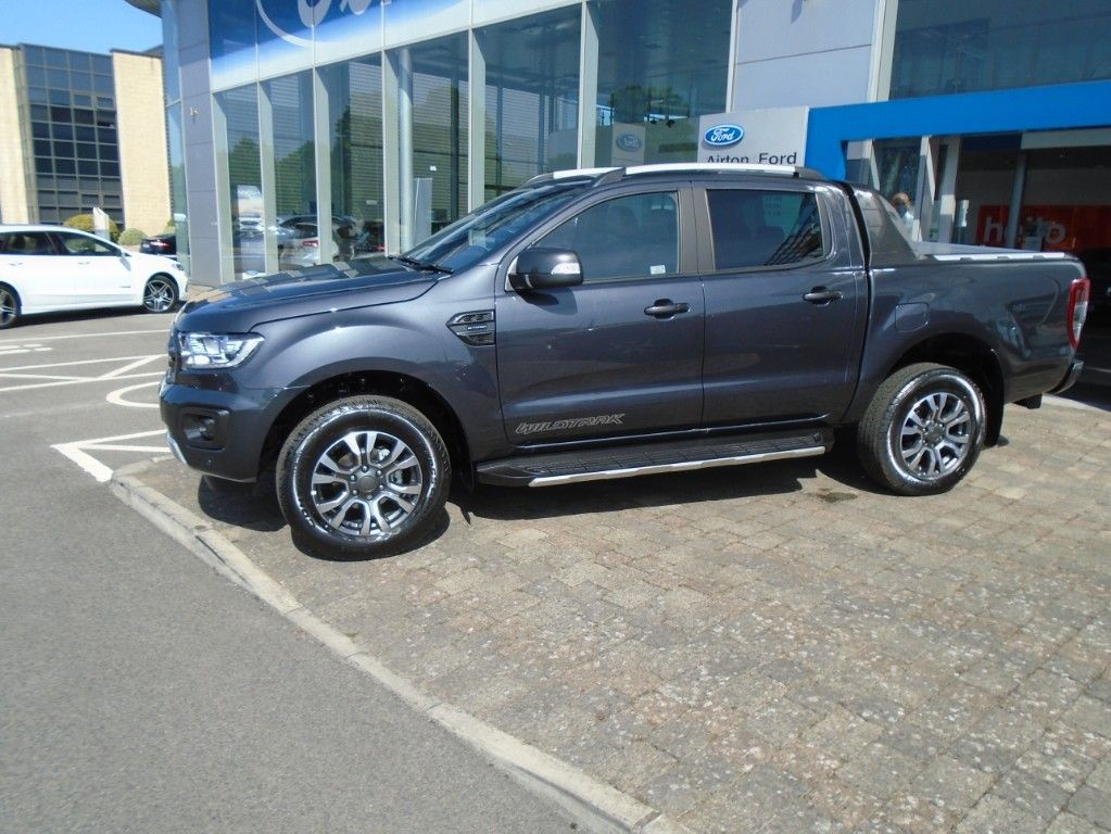 Ford Ranger WILDTRAK 2.0 213PS * ASK ABOUT OUR JULY OFFER *