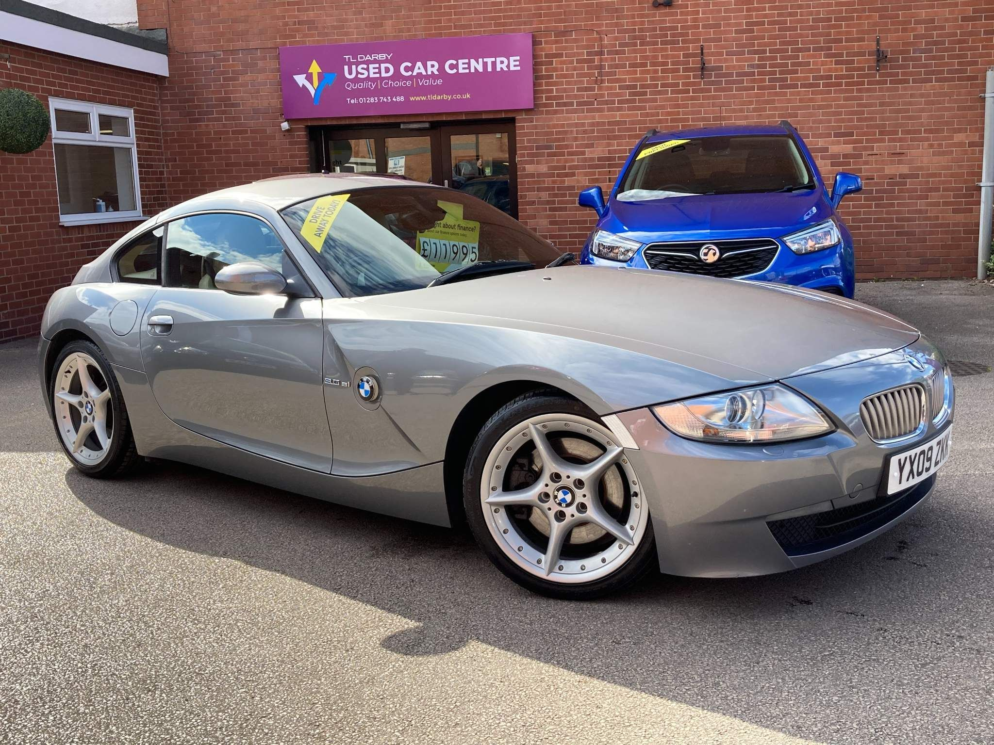 BMW Z4 3.0 si Sport 2dr