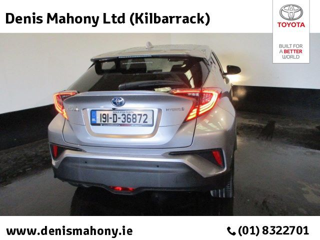 Used Toyota C-HR NEARLY NEW C-HR HYBRID SOL AUTOMATIC/SELECTION OF COLOURS AVAILABLE/LIMITED STOCK @ DENIS MAHONY KILBARRACK (2019 (191))