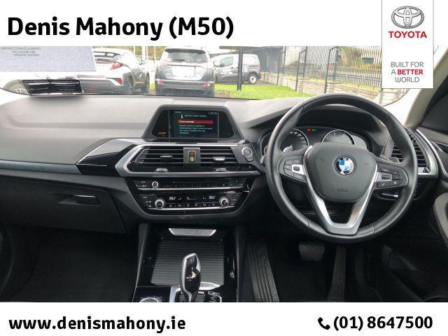 Used BMW X3 XDRIVE20D SE ZXGB 4DR AUTO (2018 (182))