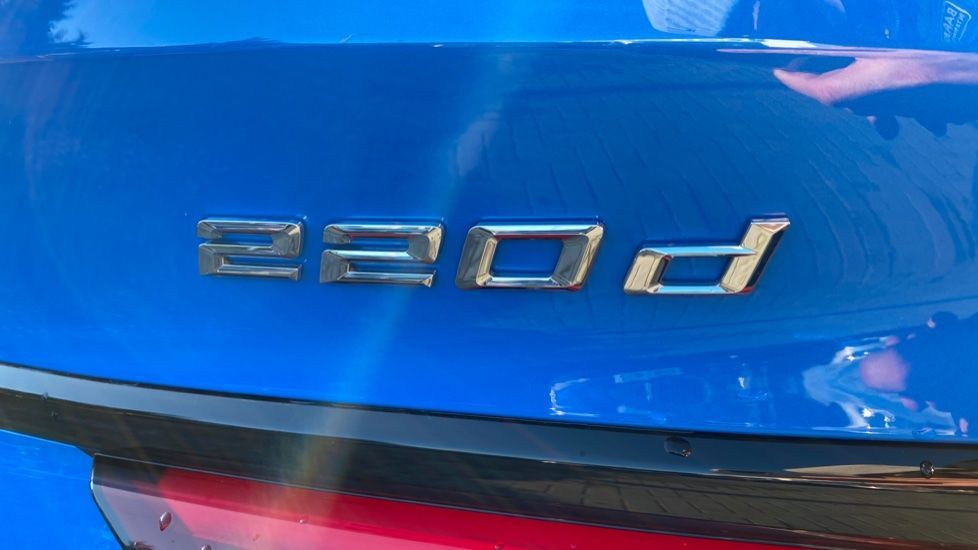 Image 21 - BMW 220d M Sport Gran Coupe (YG20XEE)