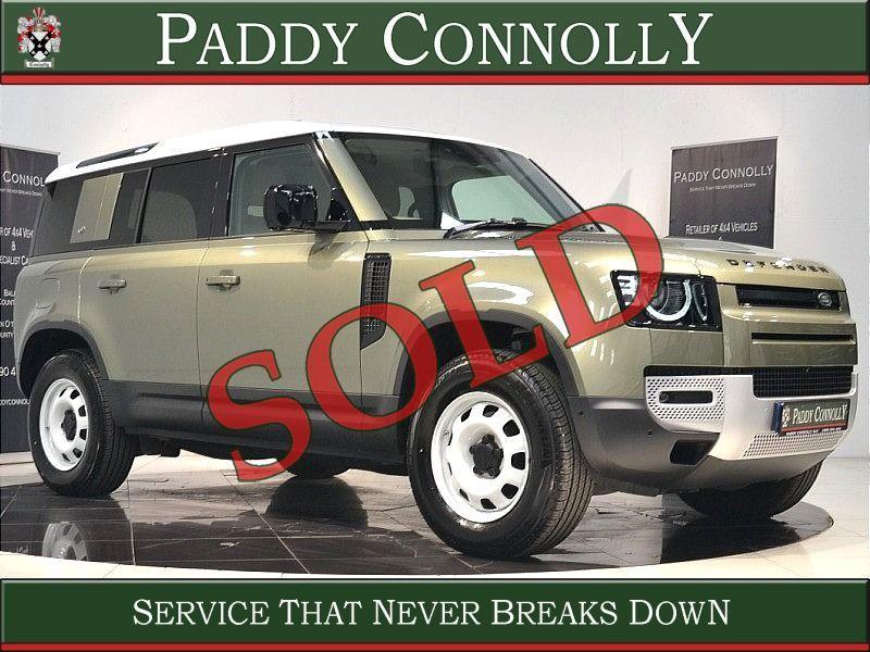 Land Rover Defender 202D *3 Seat N1 Commercial* 110 240D