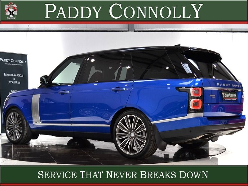 Used Land Rover Range Rover LWB *5 Seat N1 Bus.Class*  AUTOBIOGRAPHY P400e (2020 (201))