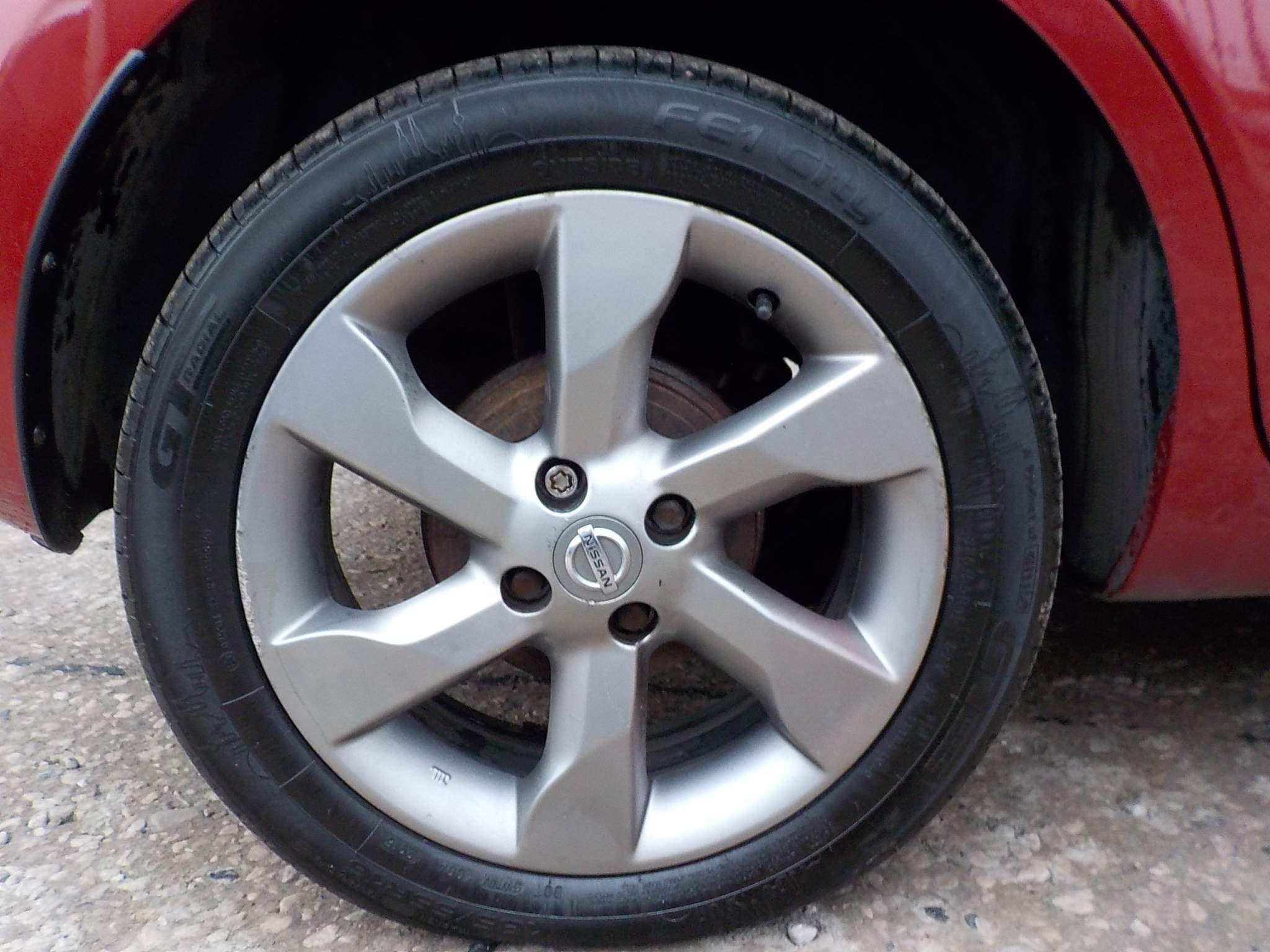 Nissan Note 1.6 16v n-tec 5dr