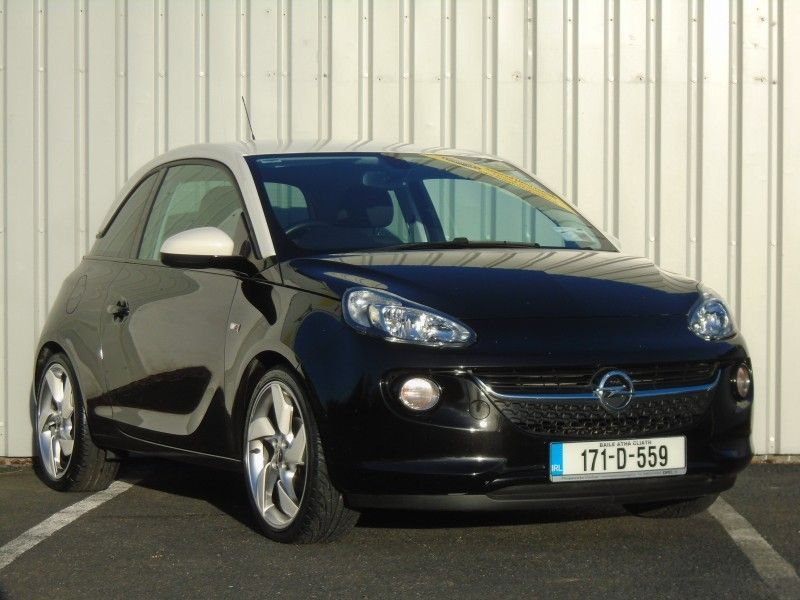 Opel ADAM JAM 1.4I 100PS 3DR SUMMER SALE