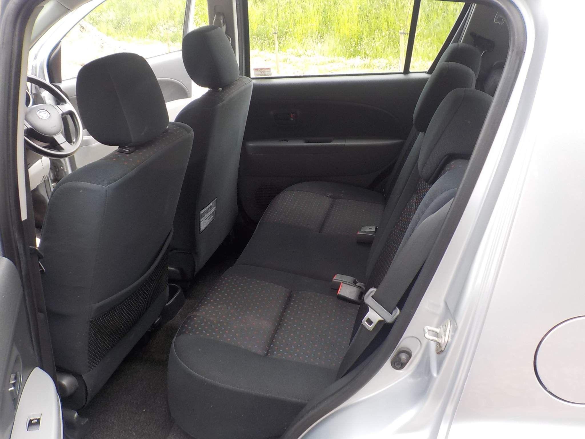 Daihatsu Sirion 1.0 SE 5dr