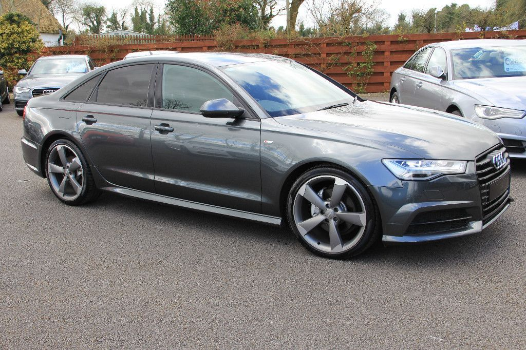 Audi A6 S LINE BLACK EDITION ULTRA S TRONIC 190BHP * Finance available * Trade in welcome