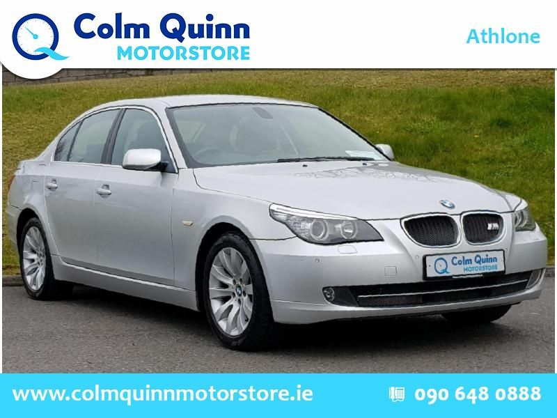 BMW 5 Series 520d 2.0 SALOON LCI