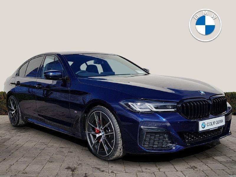 BMW 5 Series 520d M Sport Edition