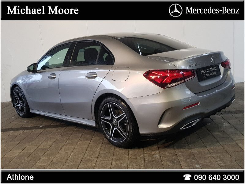 Used Mercedes-Benz A-Class A180d SALOON AMG NIGHT PACK AUTO (2020 (201))