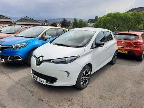 Renault Zoe R110 41kWh Dynamique Nav Auto 5dr (Battery Lease)