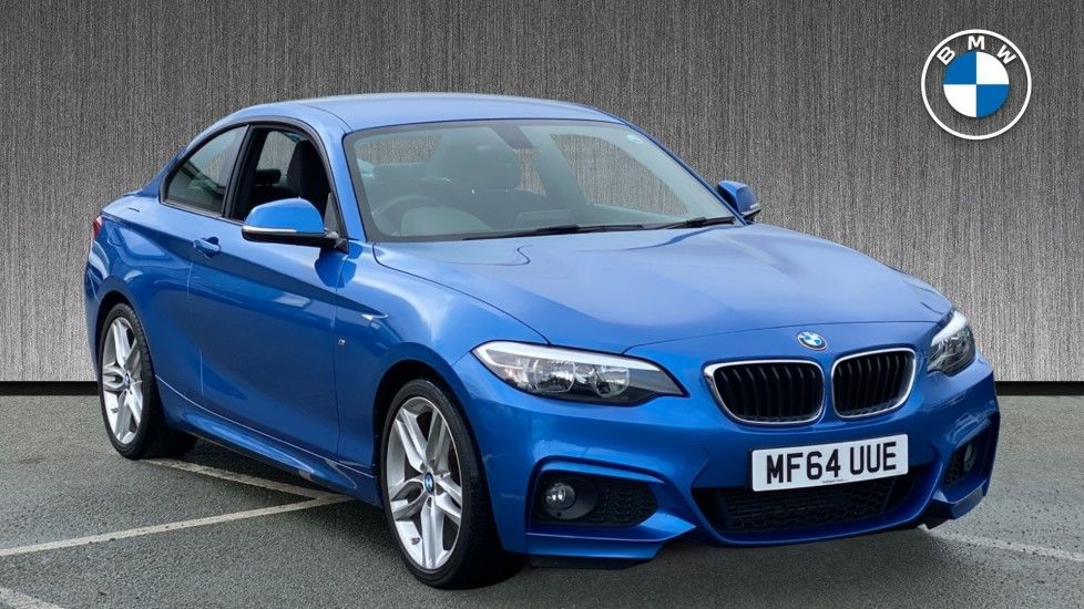 Thumbnail - 1 - BMW 220i M Sport Coupe (MF64UUE)