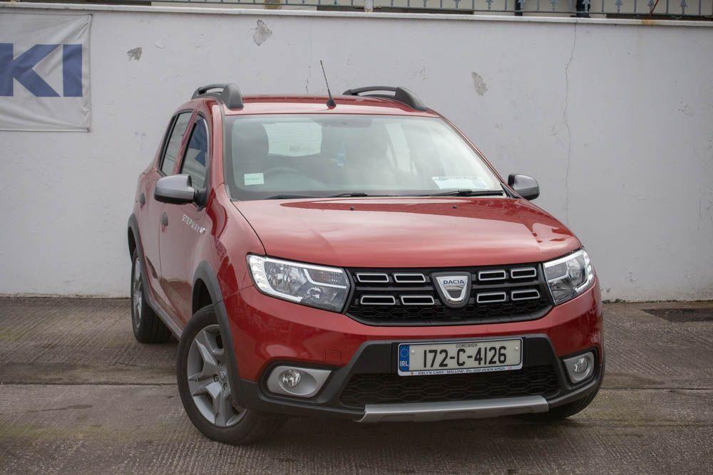Dacia Sandero Stepway 0.9 Stepway Alternative Hatchback Petrol Manual (90bhp)