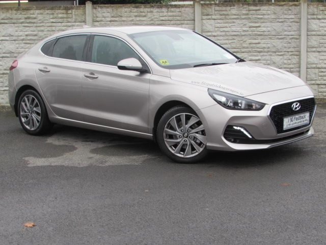 Hyundai i30 FASTBACK COUPE 120 BHP WITH UNLIMITED MILEAGE WARRANTY FOR 5 YEARS ANY TRADE IN WELCOME