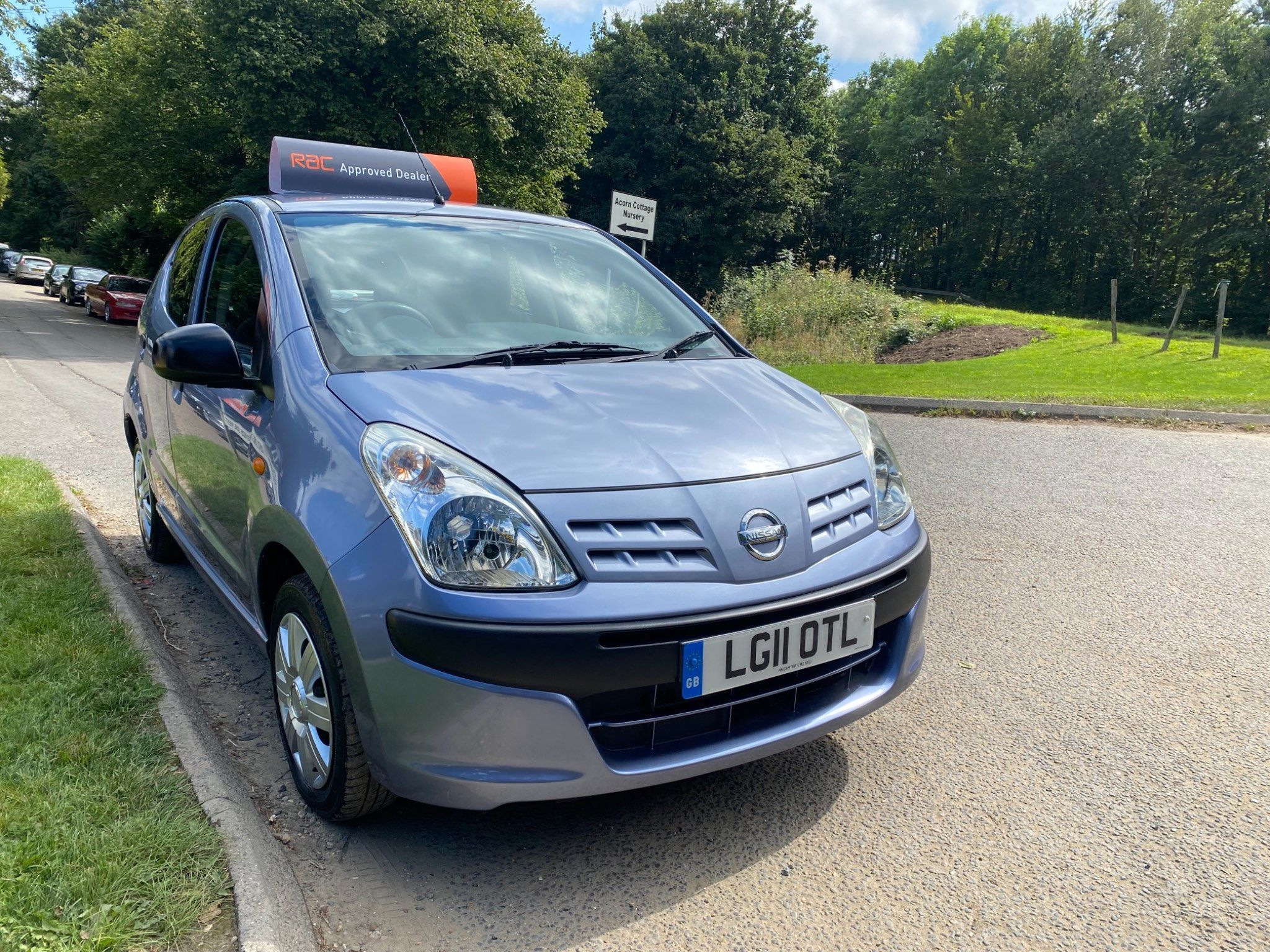 Used Nissan Pixo for sale
