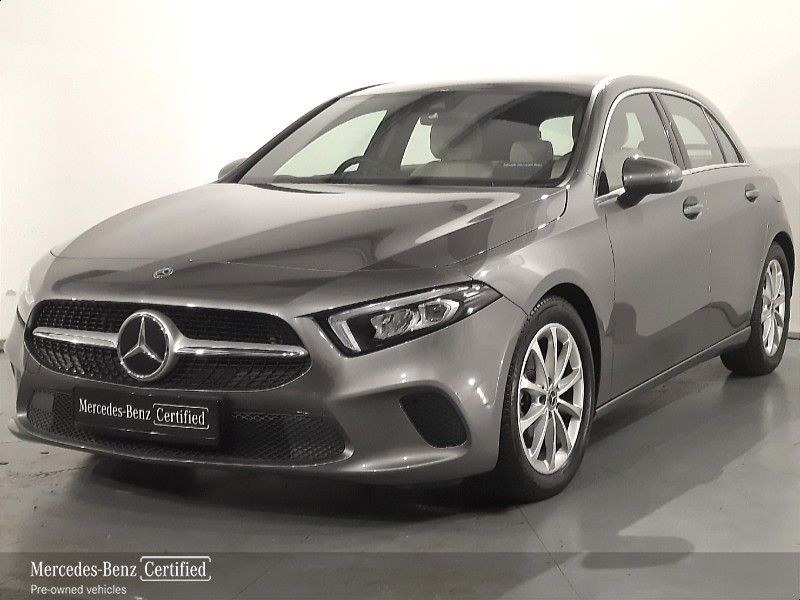 Mercedes-Benz A-Class A 160 Progressive With Smartphone integration pack - From €510 per month.
