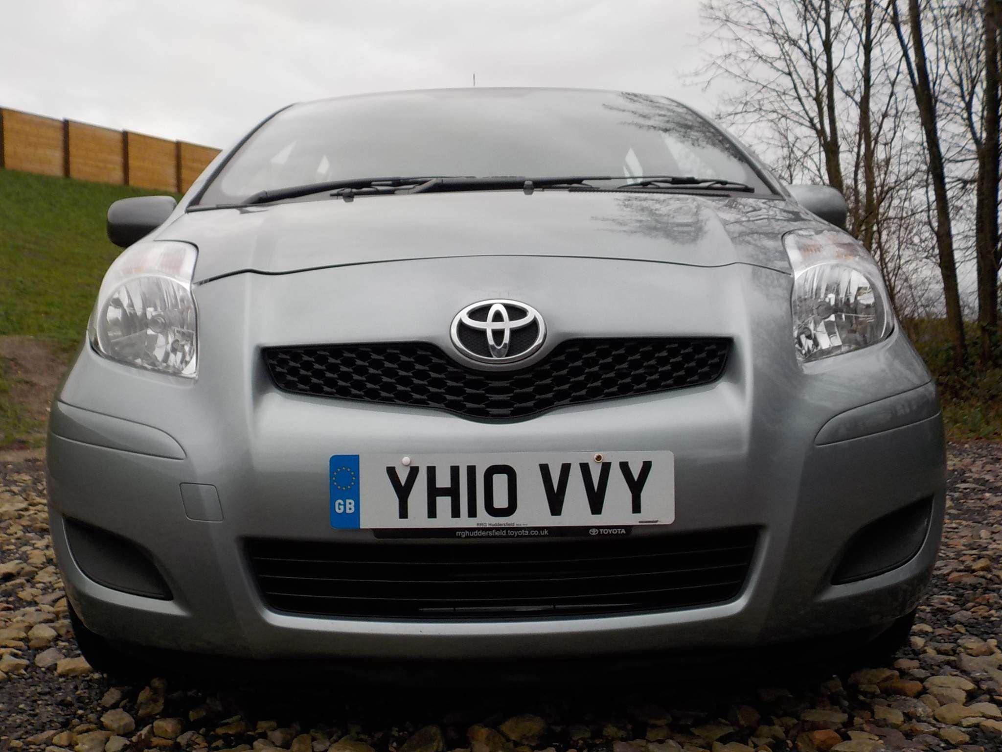 Toyota Yaris 1.33 VVT-i TR 5dr