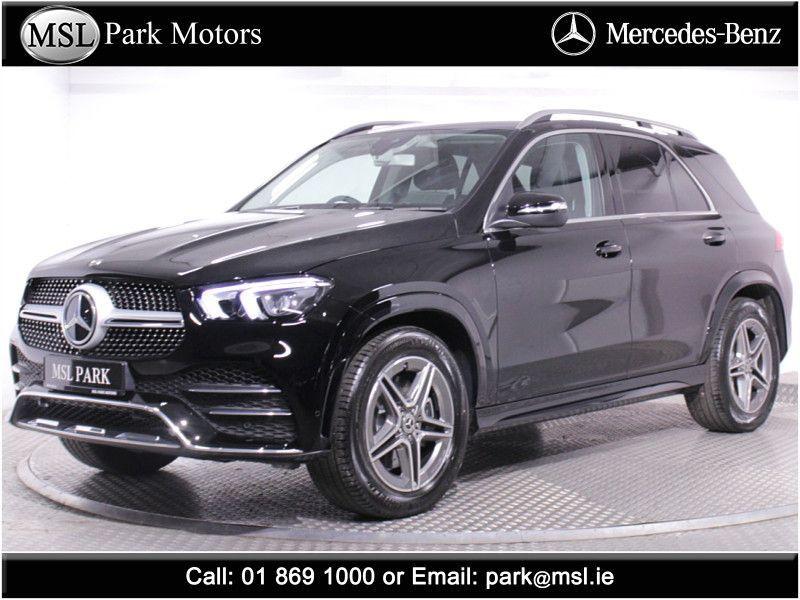 Mercedes-Benz GLE-Class 350e AMG - Reserve 2022 stock now!