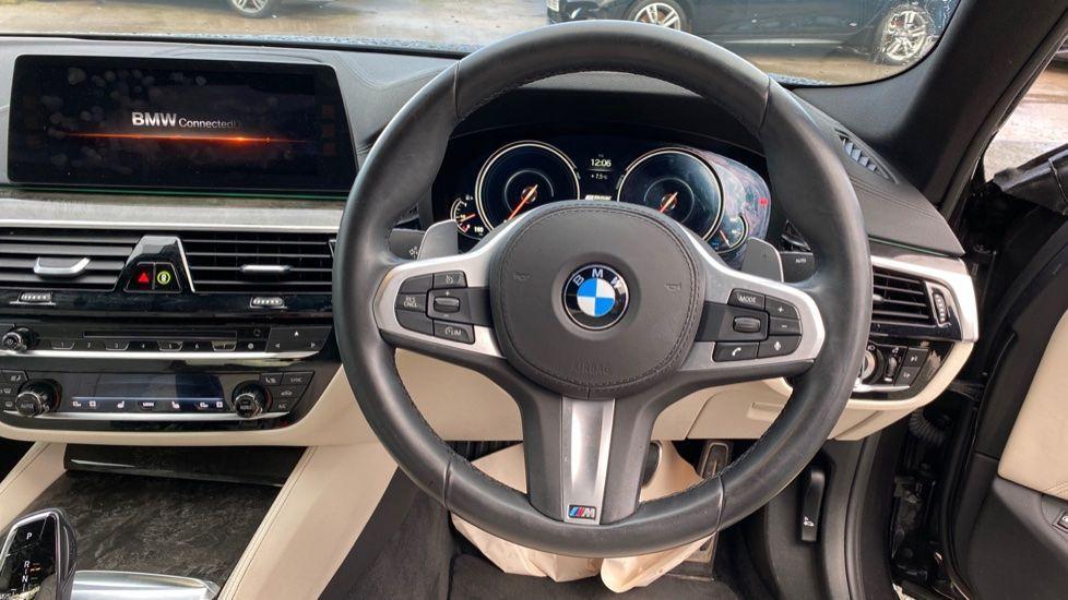 Image 8 - BMW 530e M Sport iPerformance Saloon (KE67DZL)