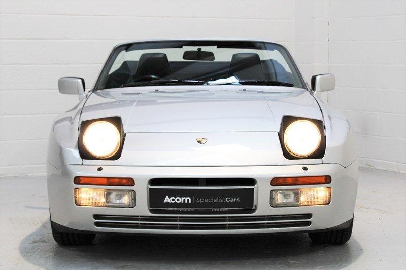 Porsche 944 S2 16V 3.0 2dr